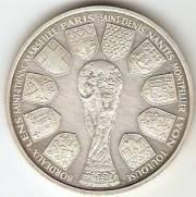 França - Catálogo World Coins - KR. Nº 1.167