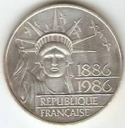 França - Catálogo World Coins - KR. Nº 960