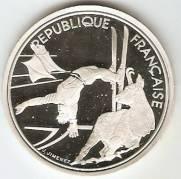 França - Catálogo World Coins - KR. Nº 983