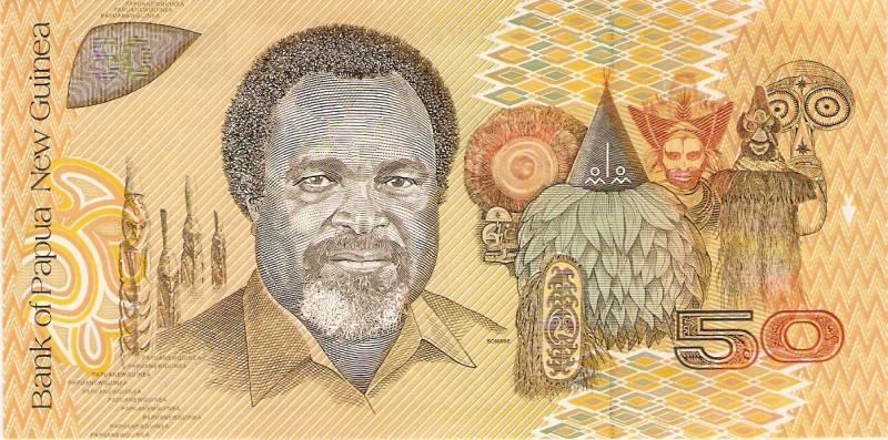 Papua Nova Guiné - Catálogo world Paper Money - Pick Nº 11 - Numismática Vieira