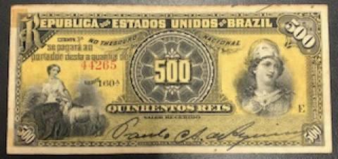 Catálogo Vieira Nº 072 - Numismática Vieira