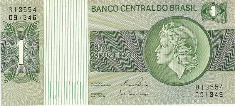 Catálogo Vieira Nº 132 - 1 Cruzeiro - Numismática Vieira