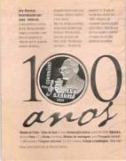 Catálogo Vieira Nº 606 - 2 Reais (Homenagem ao Centenário de Ary Barroso)