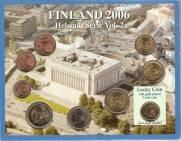 Set  Finlandia (Euro)