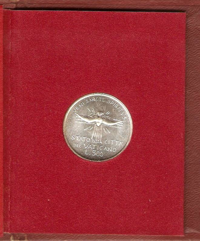 Set  Vaticano - Numismática Vieira