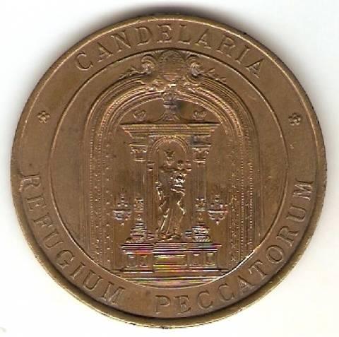 Medalha (Religiosa) - Numismática Vieira
