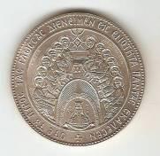 Medalha (Estrangeira) (Prata)