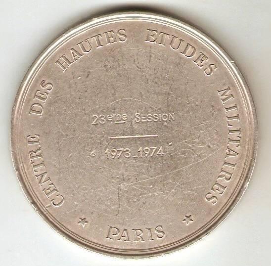 Medalha (Estrangeira) (Prata) - Numismática Vieira