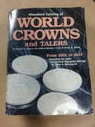 Catálogo World Crowns and Talers  (USADO)