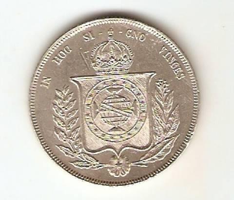Catálo Vieira Nº 473 - 1000 Réis - Numismática Vieira