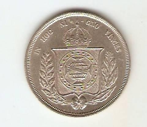 Catálogo Vieira Nº 485 - 500 Réis - Numismática Vieira
