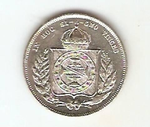 Catálogo Vieira Nº 508 - 200 Réis - Numismática Vieira
