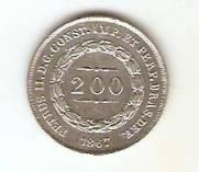 Catálogo Vieira Nº 508 - 200 Réis