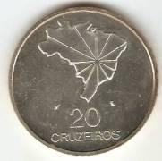 Catálogo Vieira Nº 592 - 20 Cruzeiros