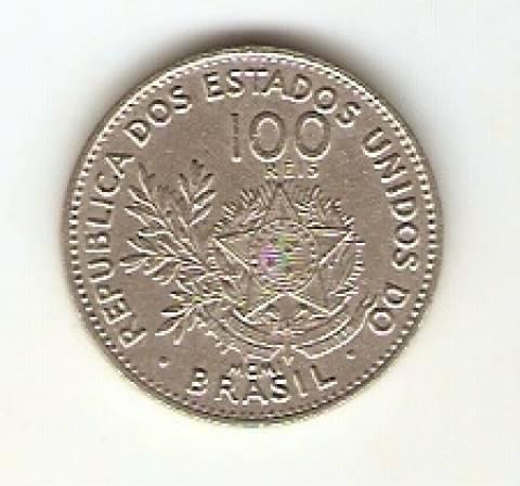 Catálogo Vieira Nº 54 - 100 Réis (Níquel) - Numismática Vieira