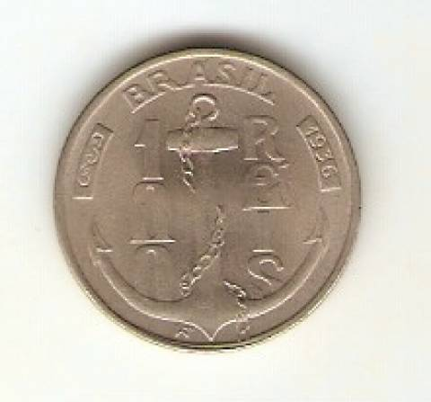 Catálogo Vieira Nº 135 - 100 Réis (Tamandaré) (Níquel) - Numismática Vieira