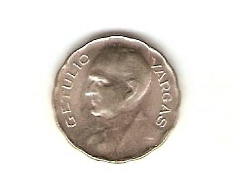 Catálogo Vieira Nº 147 - 100 Réis (Getúlio Vargas) (Níquel) - Numismática Vieira