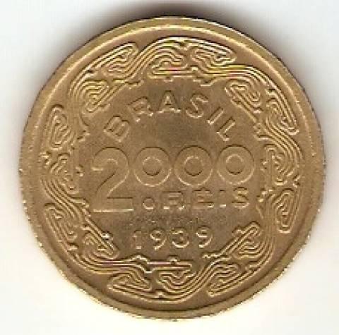 Catálogo Vieira Nº 27 - 2000 Réis (Brasileiros Ilustres) (Marechal Floriano Peixoto) - Numismática Vieira