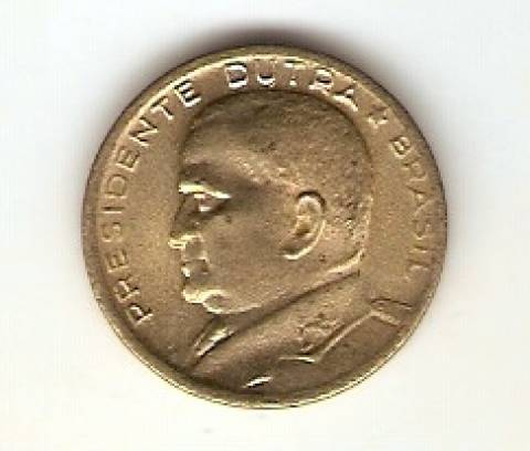 Catálogo Vieira Nº 44 - 50 Centavos (Eurico Gaspar Dutra) - Numismática Vieira
