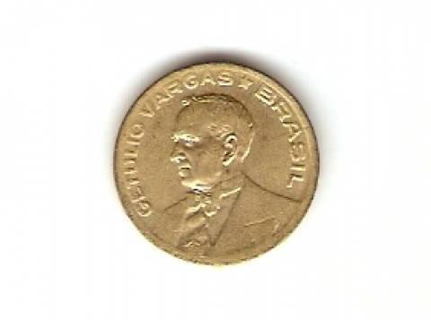 Catálogo Vieira Nº 65 - 10 Centavos (Getúlio Vargas) - Numismática Vieira