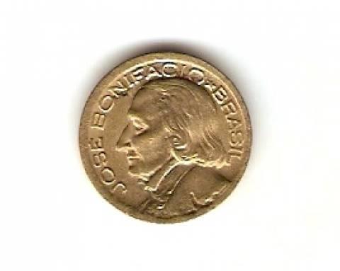 Catálogo Vieira Nº 76 - 10 Centavos (José Bonifácio) - Numismática Vieira