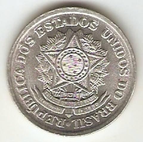 Catálogo Vieira Nº 82 - 2 Cruzeiros (Armas da República) - Numismática Vieira