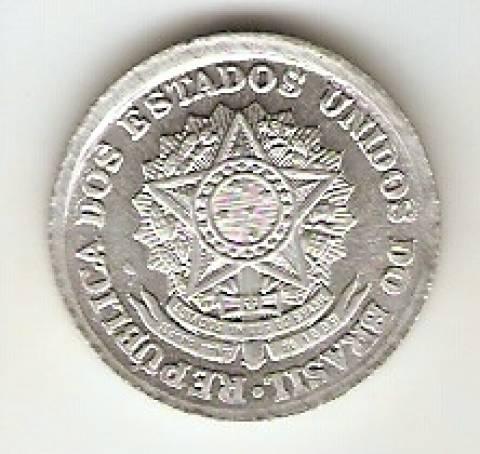 Catálogo Vieira Nº 87 - 1 Cruzeiro (Armas da República) - Numismática Vieira