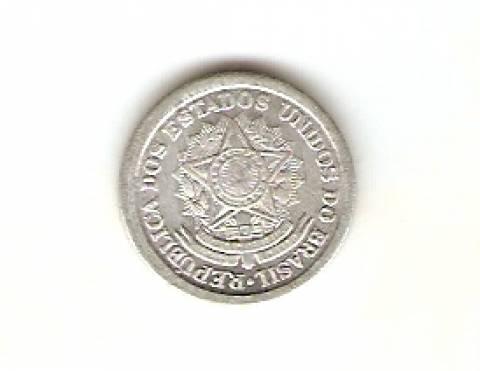 Catálogo Vieira Nº 103 - 10 Centavos (Armas da República) - Numismática Vieira
