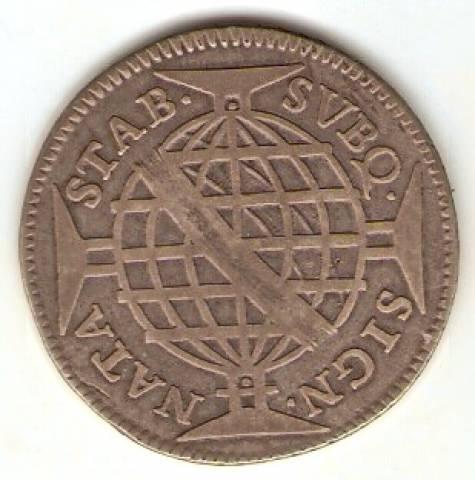 Catálogo Vieira Nº 178 - 640 Réis - Numismática Vieira