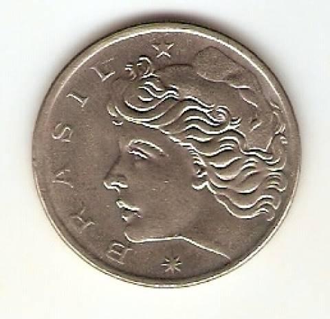 Catálogo Vieira Nº 118 - 50 Centavos (Efígie da República) (Cupro Níquel) - Numismática Vieira