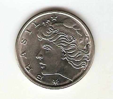 Catálogo Vieira Nº 128 - 20 Centavos (Efígie da República) (Aço) - Numismática Vieira