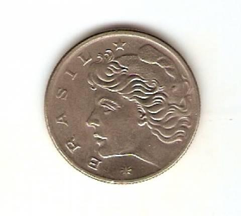 Catálogo Vieira Nº 132 - 10 Centavos (Efígie da República) (Cupro Níquel) - Numismática Vieira