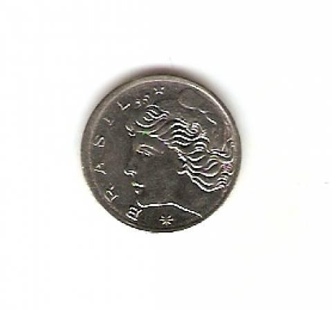 Catálogo Vieira Nº 146 - 1 Centavo (Efígie da República) (Aço) - Numismática Vieira