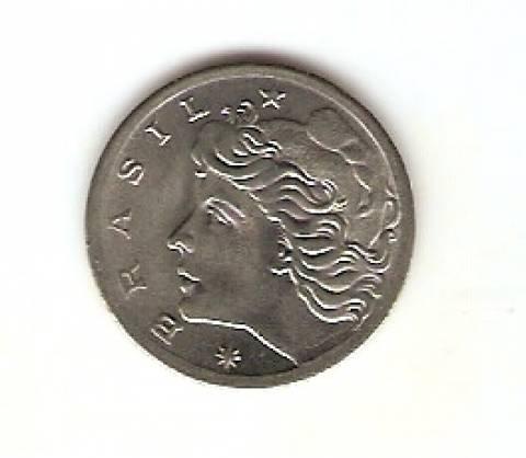 Catálogo Vieira Nº 148 - 5 Centavos (Fao - Alimentos para o mundo) (Efígie da República) (Aço) - Numismática Vieira