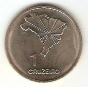 Catálogo Vieira Nº 160 - 1 Cruzeiro (Independência do Brasil) (Aço)