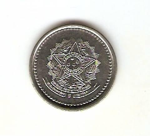 Catálogo Vieira Nº 163 - 200 Cruzeiro (Armas da República) (Aço) - Numismática Vieira