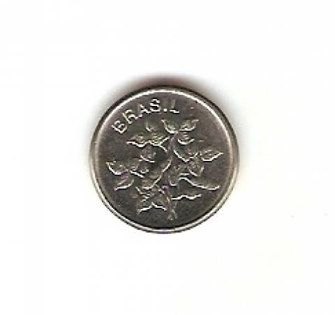 Catálogo Vieira Nº 201 - 1 Centavo (Soja) (Aço) - Numismática Vieira