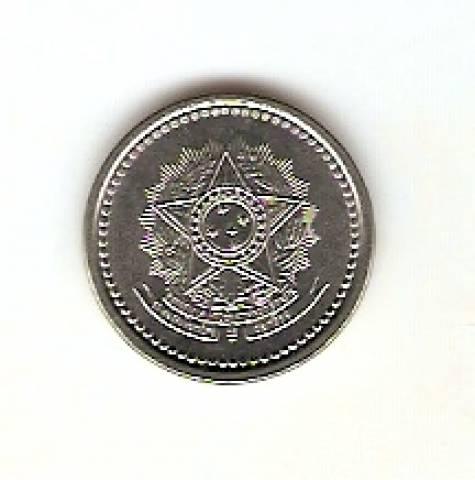 Catálogo Vieira Nº 7 - 10 Centavos (Reforma Monetária) (Aço) - Numismática Vieira