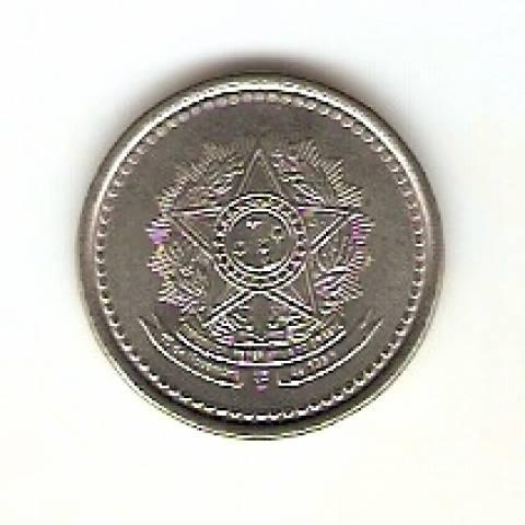 Catálogo Vieira Nº 10 - 20 Centavos (Reforma Monetária) (Aço) - Numismática Vieira