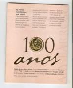 Catálogo Vieira Nº 728 - 20 Reais (Centenário de Ary Barroso) Ouro