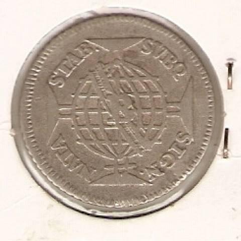 Catálogo Vieira Nº 114 - Série J - 150 Réis 1754B - Numismática Vieira