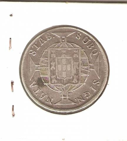 Catálogo Vieira Nº 358 - 320 Réis 1818R - Numismática Vieira