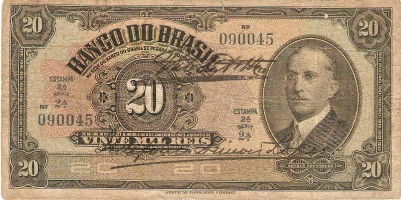 Catálogo Vieira Nº 200 - Banco do Brasil - Numismática Vieira