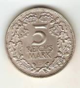 Alemanha República de Weimar - Catálogo World Coins - KR. Nº 47