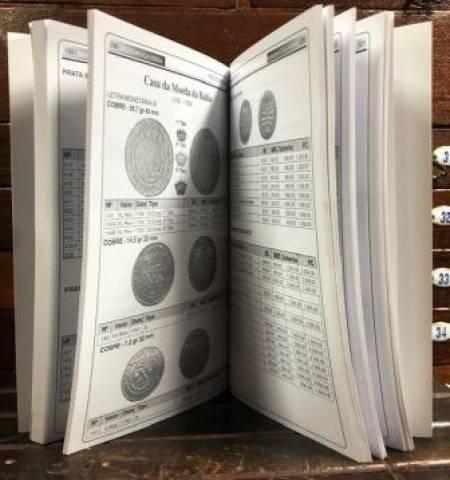 Catálogo Vieira de Moedas Brasileiras 18º Edição Ano de 2019.. - Numismática Vieira