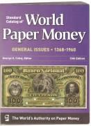 Catálogo World Paper Money 13ºEdição - Período 1368 a 1960