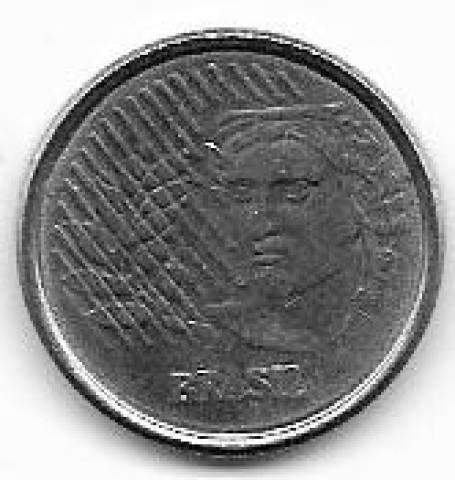 Catálo Vieira Nº 01 - 1 Centavo Real - Numismática Vieira