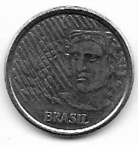 Catálogo Vieira Nº 05 - 5 Centavos Real - Numismática Vieira