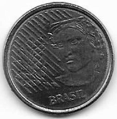 Catálogo Vieira Nº 09 - 10 centavos Real - Numismática Vieira