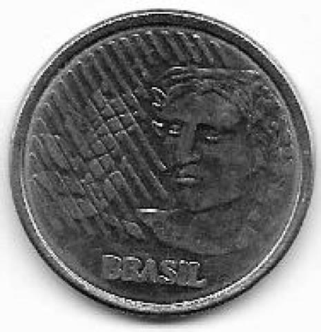 Ctálogo Vieira Nº 15 - 50 Centavos Real - Numismática Vieira
